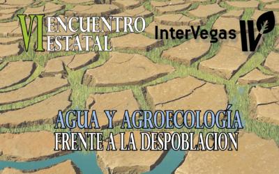 Agua y Agroecología frente a la despoblación
